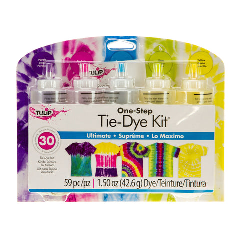 Tulip Ultimate One-Step Tie-Dye Kit