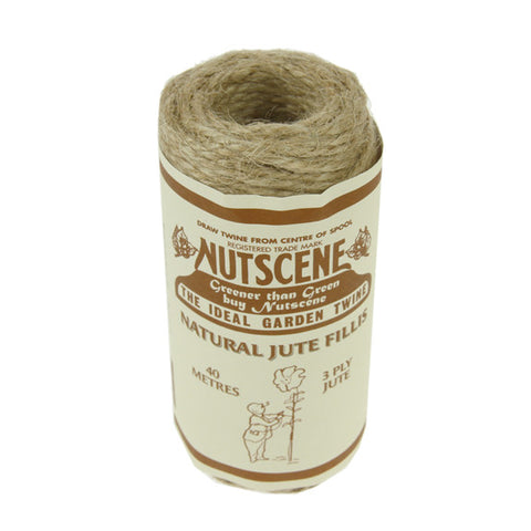 Natural Jute Handy 3 Ply -  30 mt