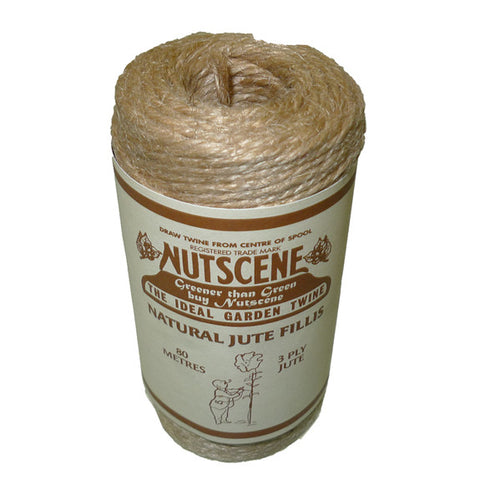 Natural Jute Handy 3 Ply -  60 mt