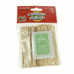 Lollipop Sticks - Natural 100 Pk