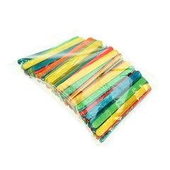 Lollipop Sticks - Assorted Colours 150 Pk