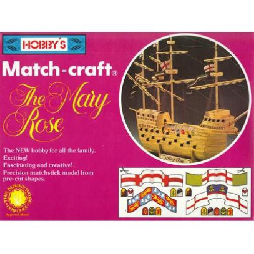 Match kit Mary Rose