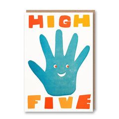 Sukie Letterpress Collection High Five