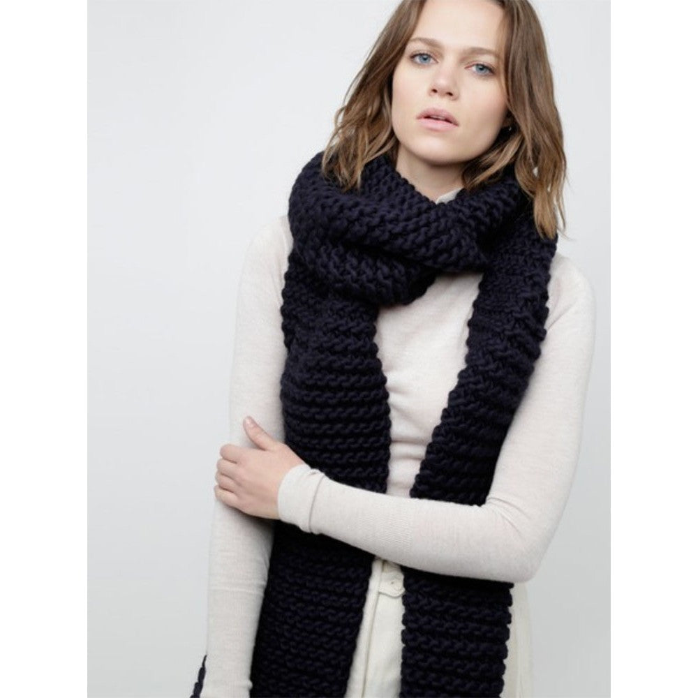 Wool And The Gang - Midi Foxy Roxy - Midnight Blue