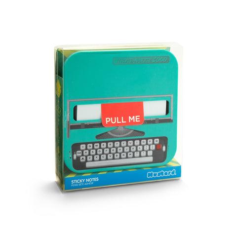 Wrote-A-Note 2000 Typewriter shaped sticky notes (100 sheets)