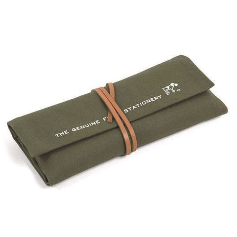 Hightide // Field Roll Pen Case // Khaki