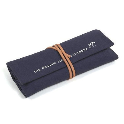 Hightide // Field Roll Pen Case // Navy