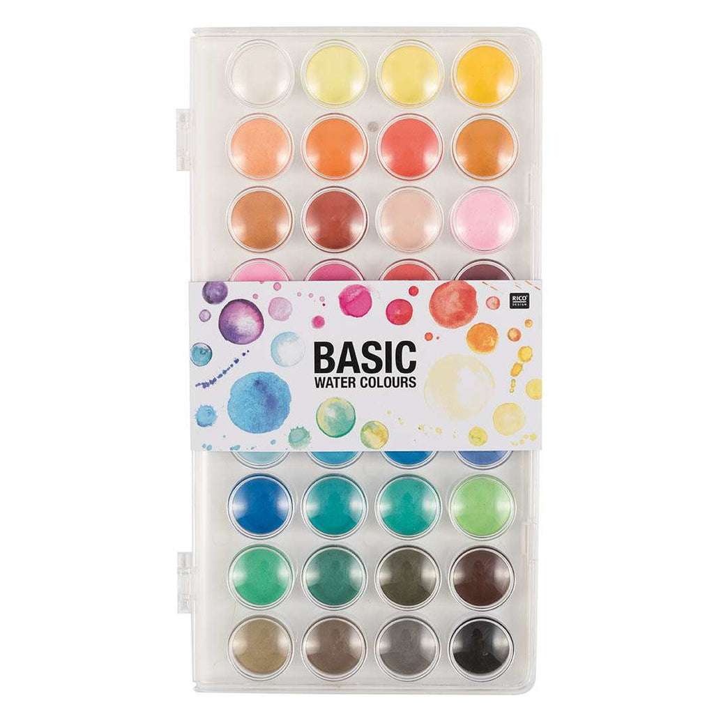 Rico Basic Water Colours Big