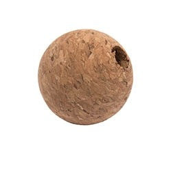 Rico Drilled Cork Balls 30 mm30 mm