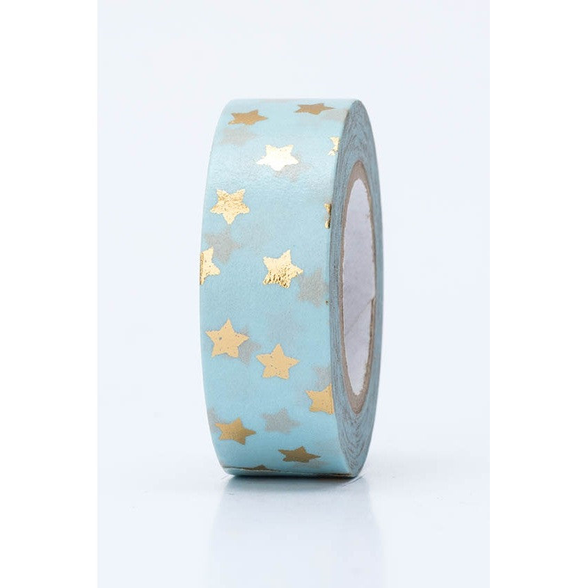 Rico Tape Stars Gold Hot Foil