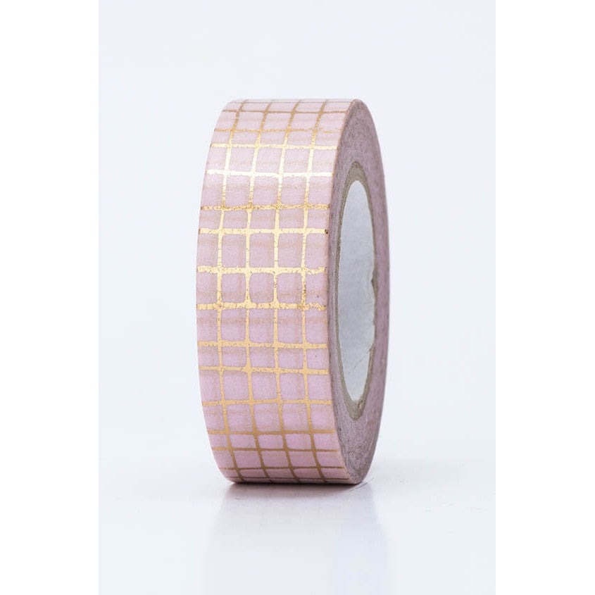 Rico Tape Grid Gold Hot Foil