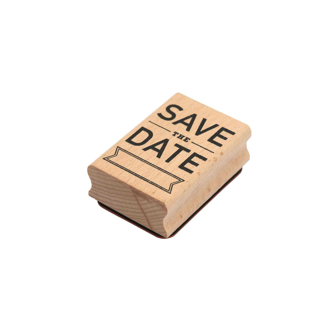 Rico Stamp Save The Date60x40 mm
