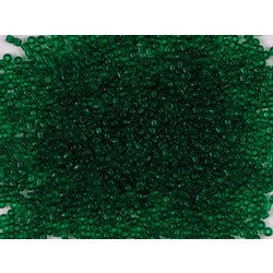 Rico Rocaille Transparent Green2mm