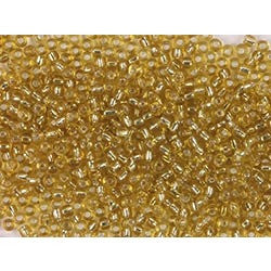 Rico Rocaille Gold 4mm