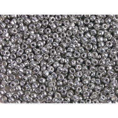 Rico Rocailles Silver 3.1mm