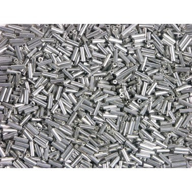 Rico Rod-Shaped Bead Silver 6.75mm