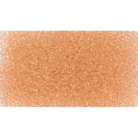 Rico Rocaille Pink Transparent2mm Ca. 17g