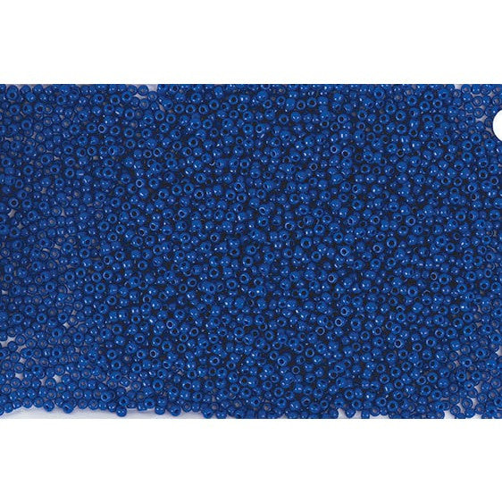 Rico Itoshii Bead Blue Opaque12g 22mm