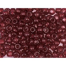 Rico Rocaille Cz Dark Red Transp17g 45mm Itoshii Bead