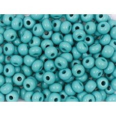 Rico Rocaille Cz Turquoise Opaque17g 45mm Itoshii Bead