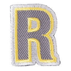 Rico Iron On Patches