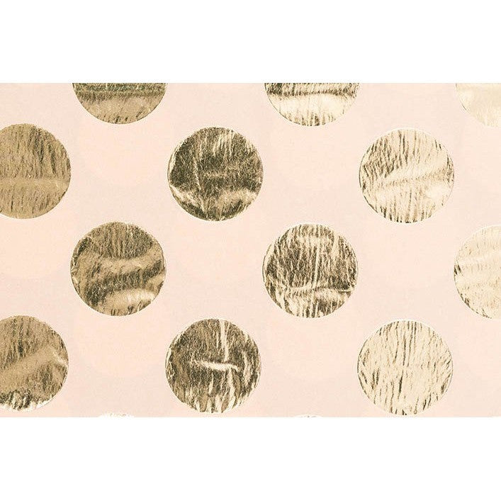 Rico Tissue Paper Nature Dots Gold