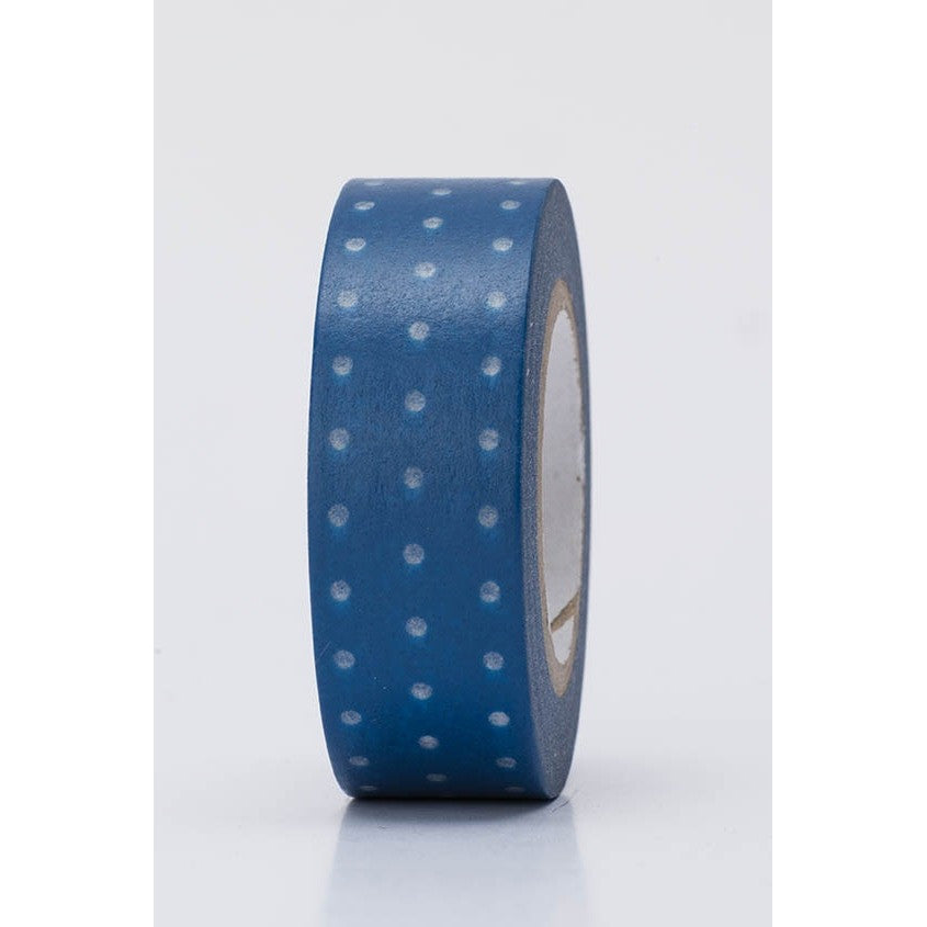Rico - Tape Blue/White Dotted