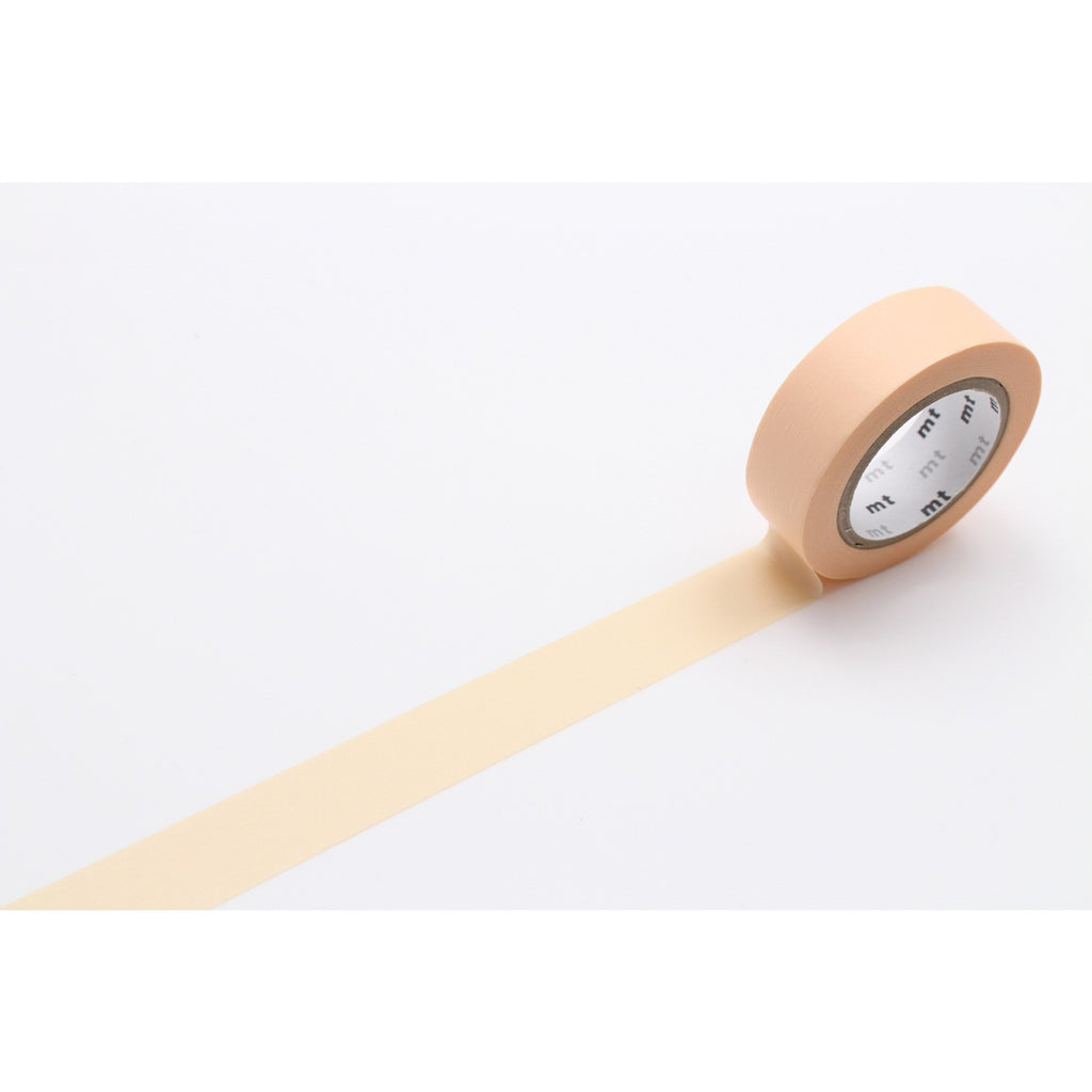MT Tape Pastel Orange