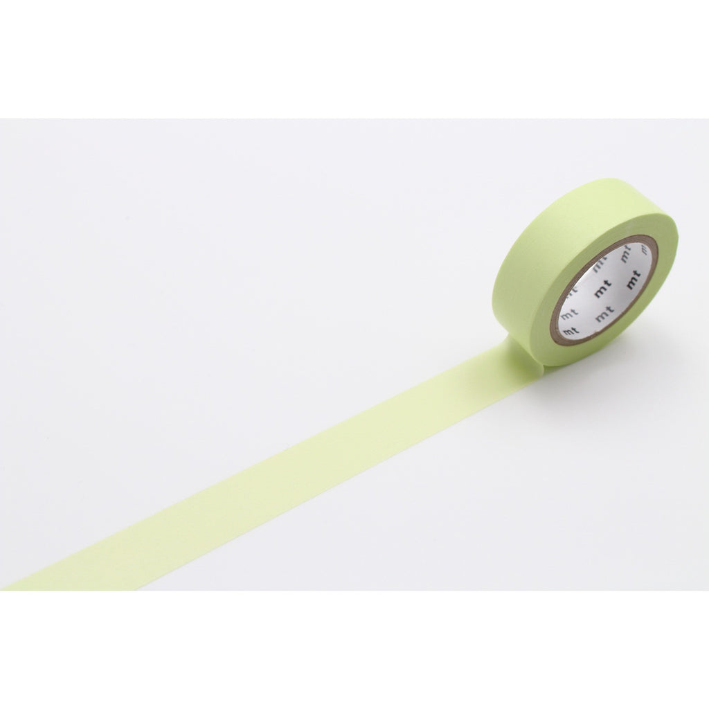 MT Tape Pastel Lime