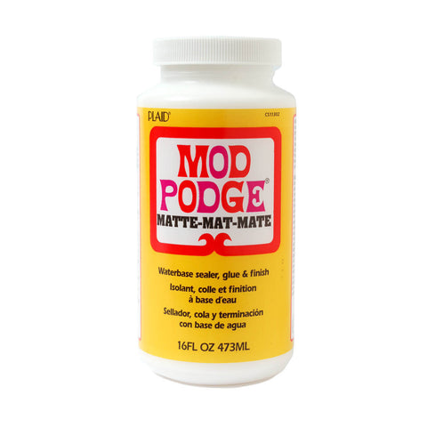 Mod Podge Matt 16oz /474ml
