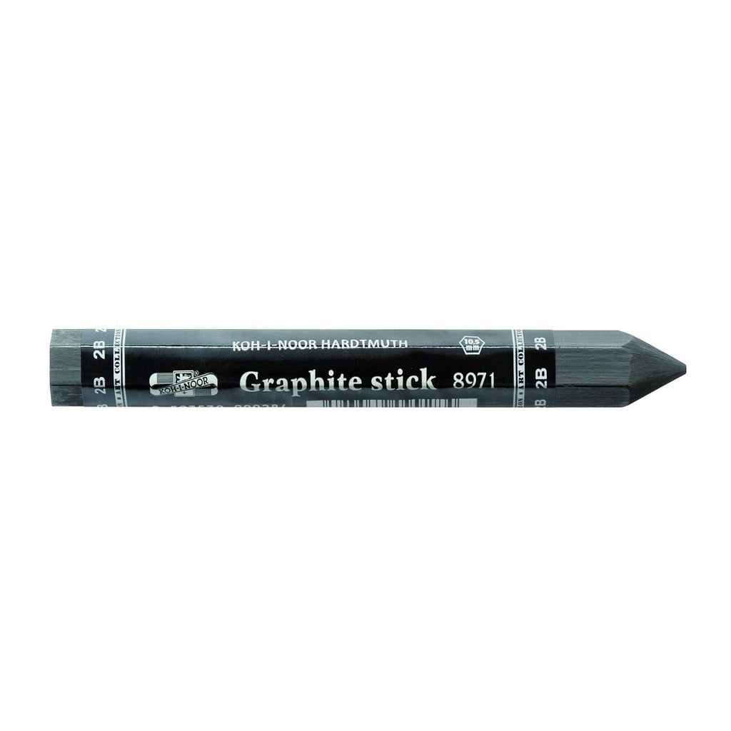 Koh-I-Noor Progresso Jumbo Woodless Graphite Pencil 2B