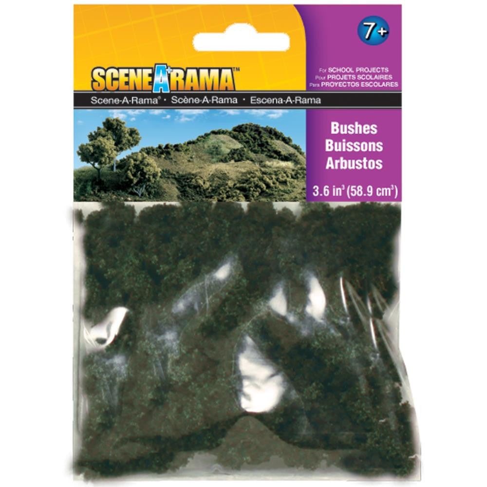 Woodland Scenics - Bushes 3.6 Cubic Inches