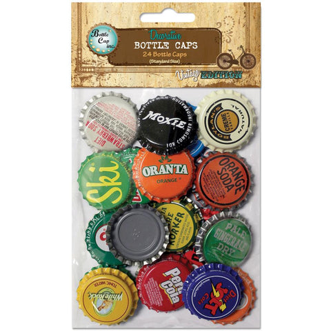 Bottle Cap Inc. - Vintage -Standard Bottle Caps