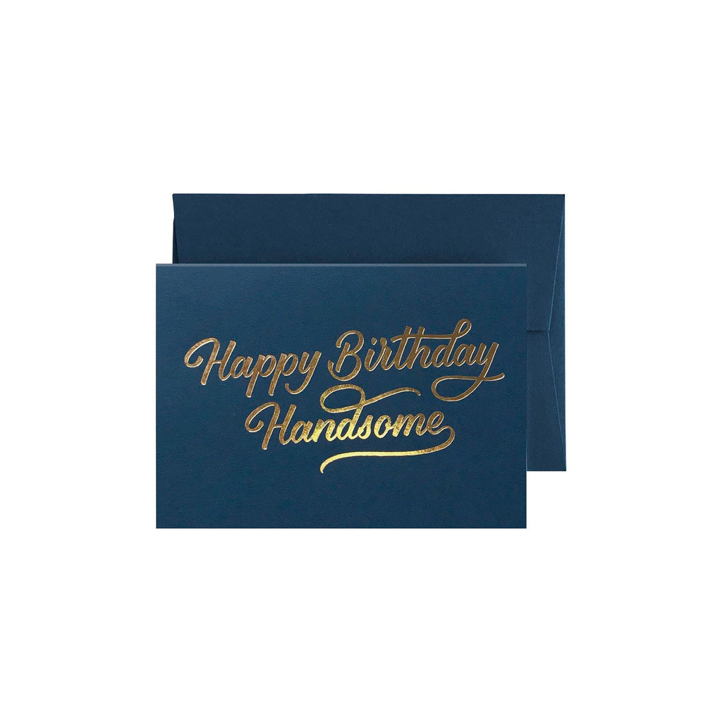 Happy birthday handsome - Just To Say Card