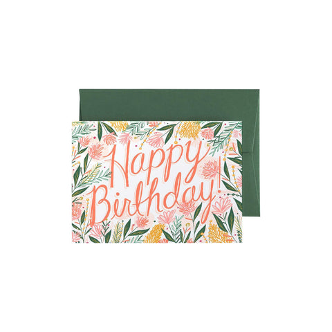 Happy birthday 1 - In Bloom Card