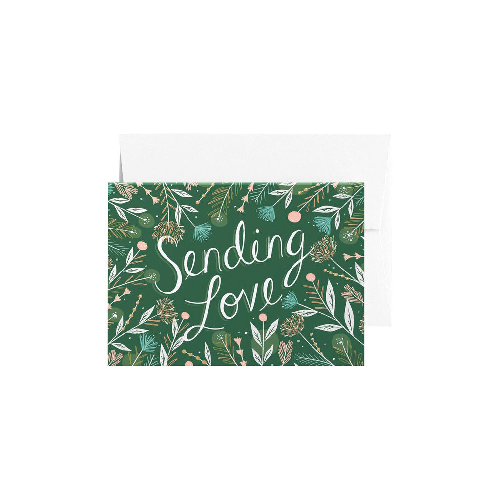 Sending love - In Bloom Card
