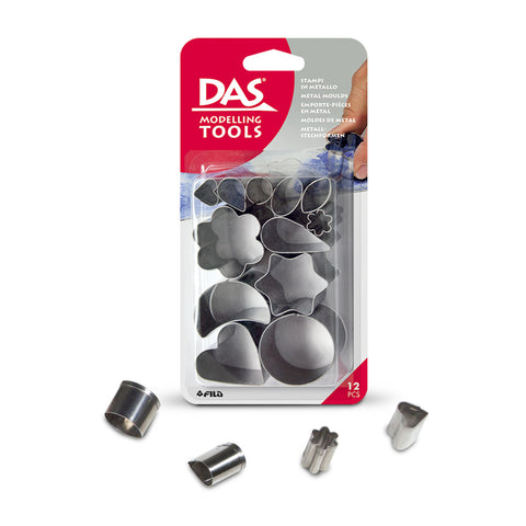 Das Blister 12 Metal Moulds