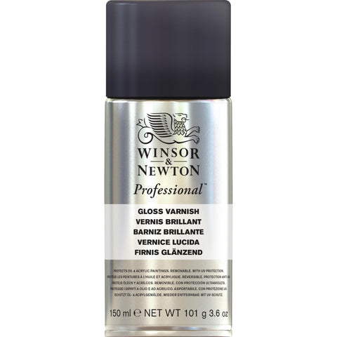 W&N - Gloss Varnish Spray 150ml
