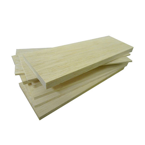 Balsa Wood - Mini Pack