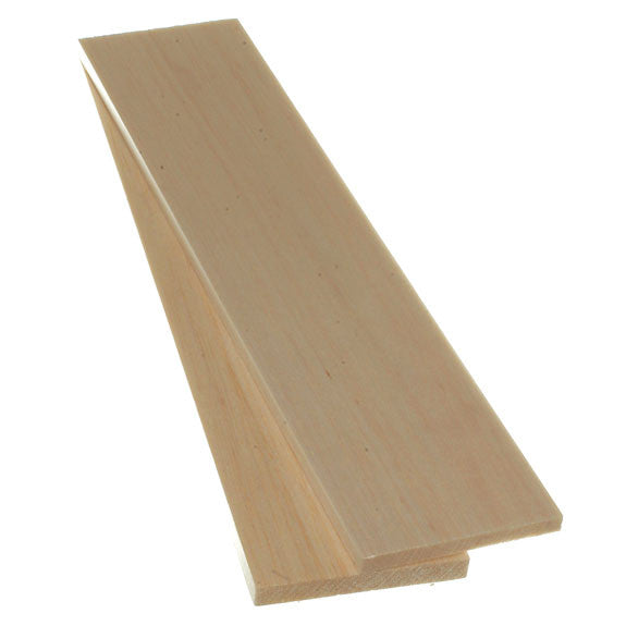 Balsa Wood - Thick Sheets 100mm wide x 445mm long