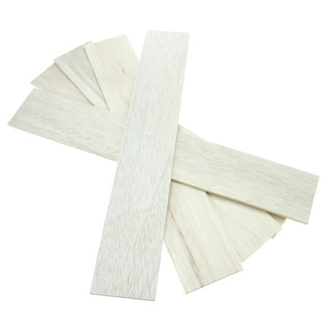 Balsawood 4.8 x 75 x 450 mm Bulk Pack 5