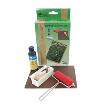 Abig - Lino Cutting Set A5