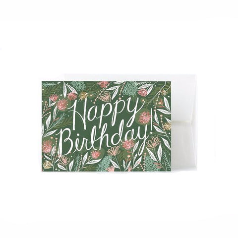 Happy Birthday 2 - In Bloom Card