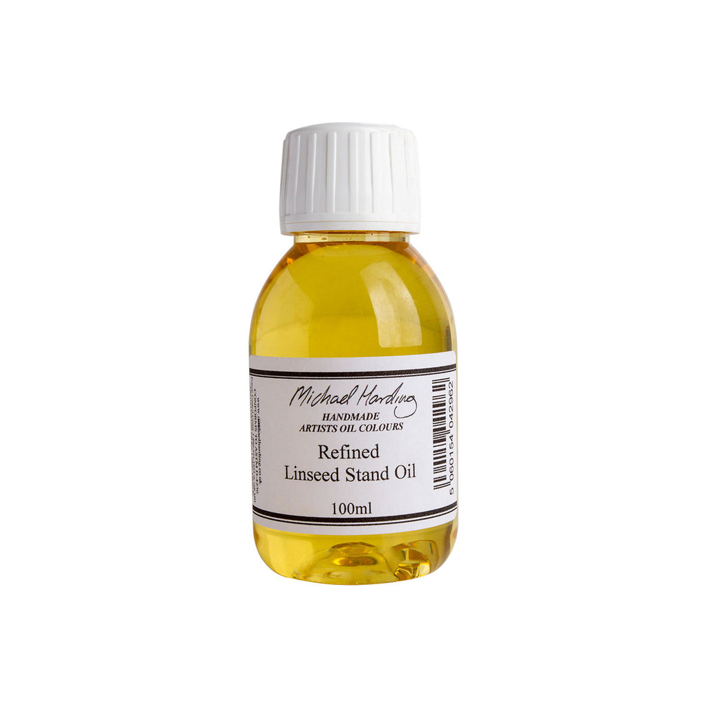 Michael Harding Linseed Stand Oil 100ml