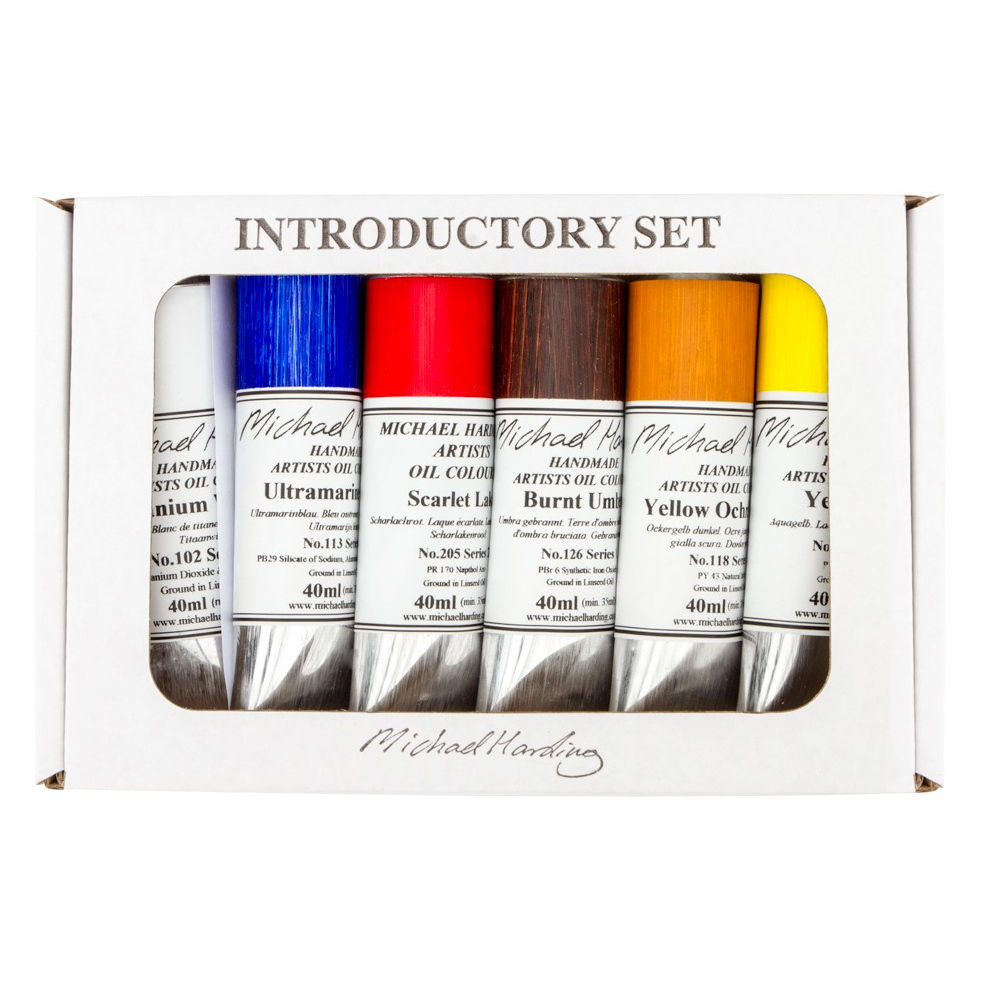 Michael Harding Introductory Set 6x 40ml