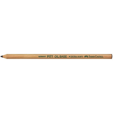 PITT Oil Based Black Pencil, No.1 Extra Soft
