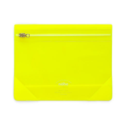 Hightide Gusset Pouch Medium Yellow
