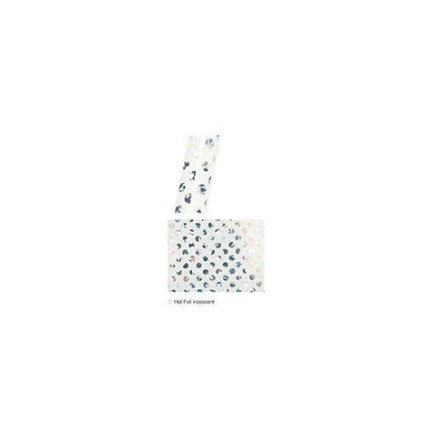 Rico - Wrap Pap White Dots Iridescent