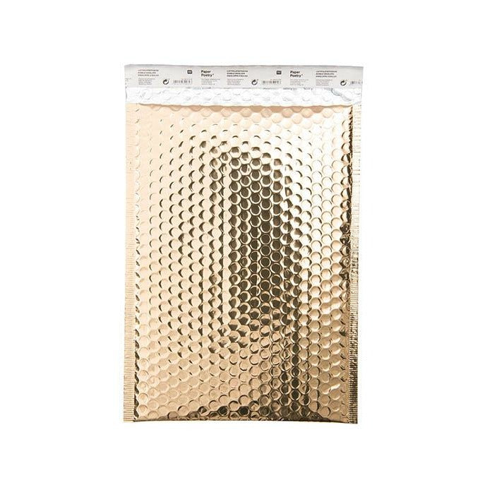 Bubble Envelope C4 Gold