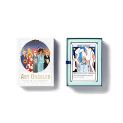 Art Oracles: Creative and Life Inspiration from the Great Artists